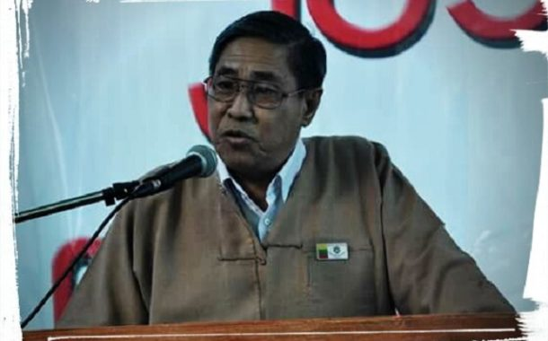 SNLD shocked by death of vice-chairman Sai Saw Aung