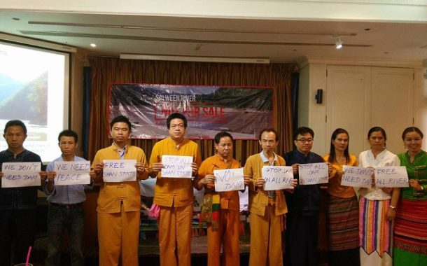 Salween River is not for sale, says Shan NGOs