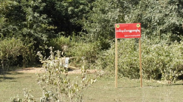 23 landmines uncovered near Namtu temple