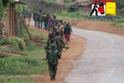 Burma army takes villagers captive during clashes with RCSS/SSA