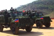 Civilians flee as tension rises between Burma Army and UWSA