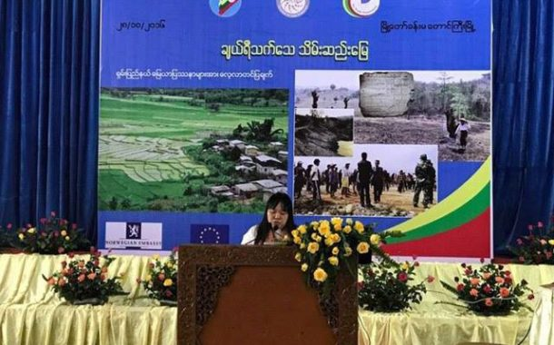 Farmers, activists call for NLD govt to end land grabs in Shan State