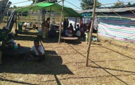 Mantong villagers fear returning to conflict zone