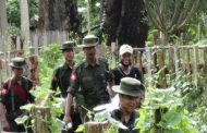 SSPP/SSA clash with Burmese army in Mong Hsu