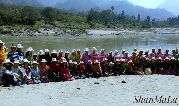Burmese environmentalists urge govt to halt dams on Irrawaddy, Salween rivers