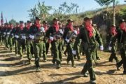 Burmese commander accuses Shan armies of undermining local development