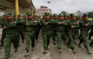 Chinese shadow over Myanmar's wars