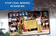 600 villagers hold forest blessing ceremony to oppose coal mining in Nam Ma