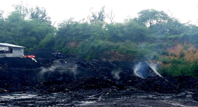 Air pollution from Hsipaw coalmine affecting health