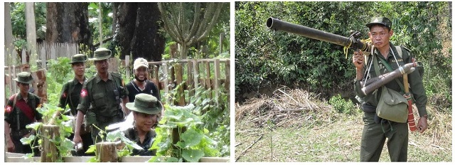 Renewed fighting erupts between Burma Army and SSPP/SSA in Mong Hsu