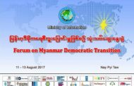 Discussion on Myanmar Democratic Transition with comparative analysis of global examples