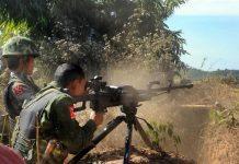 Kachin independence