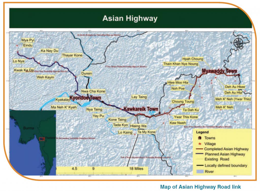 Asian Highways