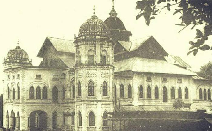 Kengtung Palace