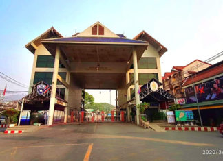 Photo by U Htun Maesai Tachileik Maesai bordar gate