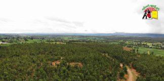 The area of Highland Farms