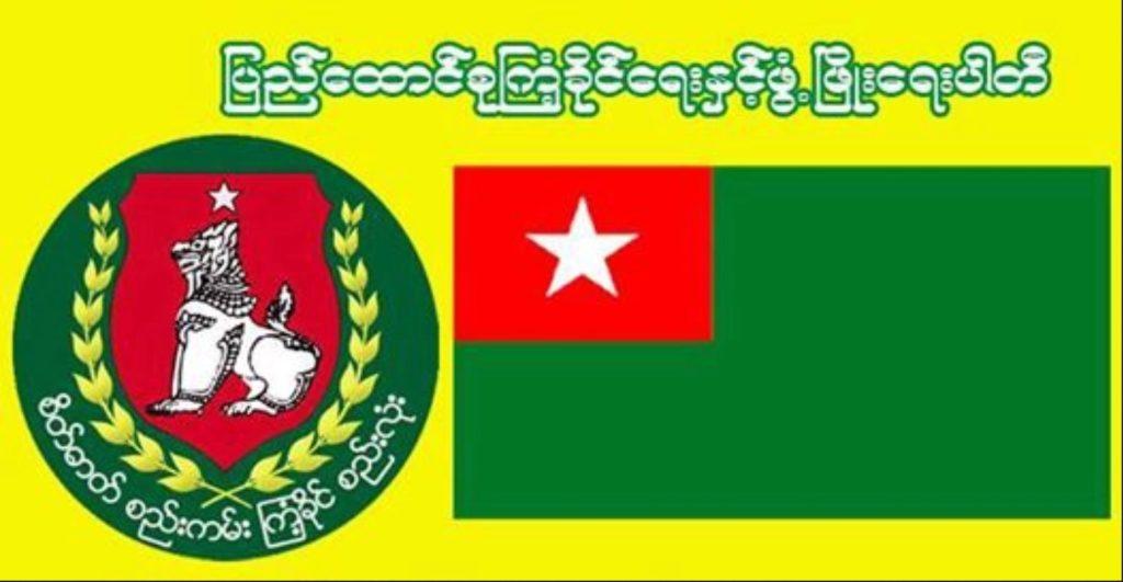 USDP flag