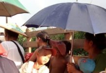 Villagers Flee From Homes cause of clashes in Hsipaw Township 22 July 2020