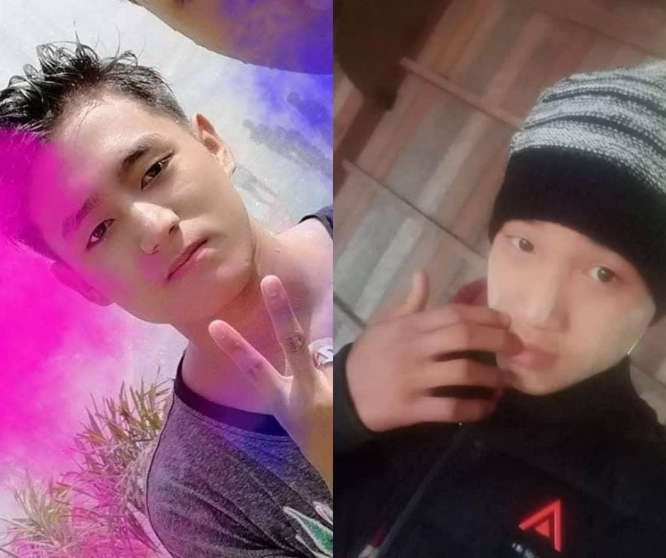 two ethnic Shanni students who were killed by KIA soldiers