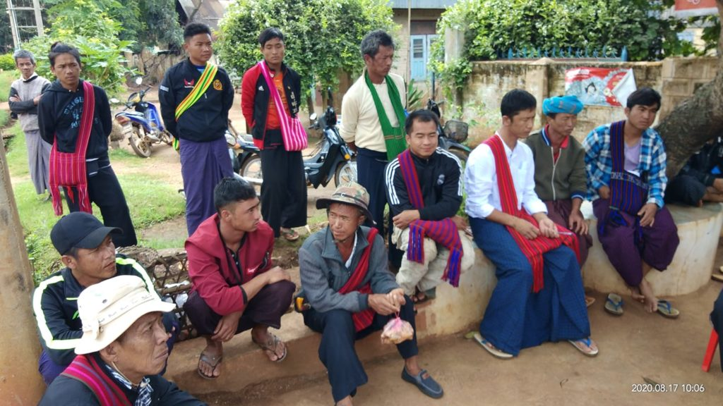 Burma Army Prosecutes More Than 20 Hsihseng Farmers
