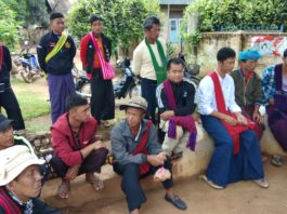 Hsihseng Farmers charged by Burma Army after planting crops on more than 300 acres of farmland