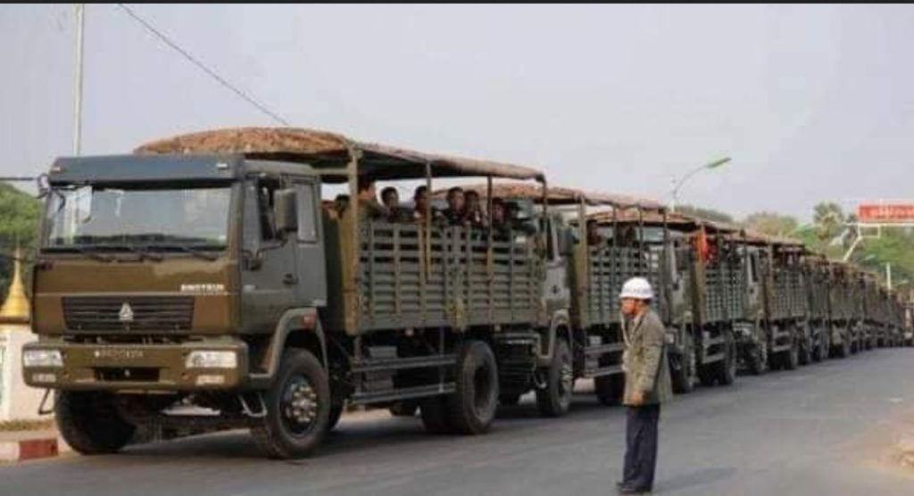 MM Military Sent force