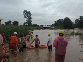 Photo by Flooding in Hsipaw Township