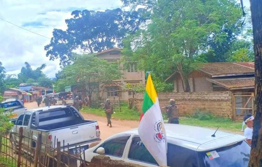 Tatmadaw Increases Presence in Northern Shan State when  SNLD  campaign in Lashio Township
