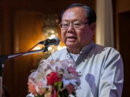 Khun Tun Oo SNLD Chairman