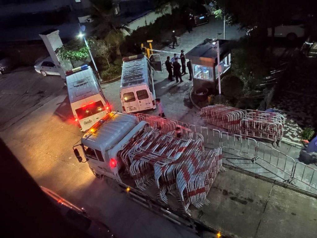 Shweli Prepare to close border