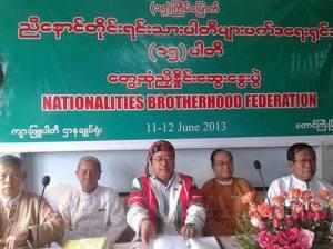 nationalities brotherhood federation