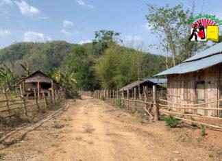 Huay Zwe village