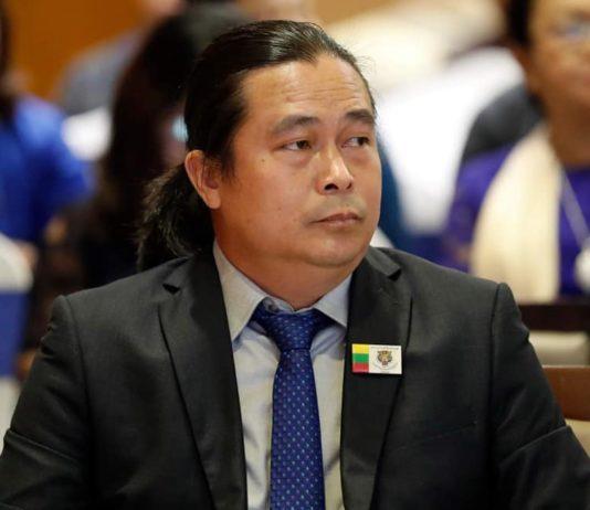 SNLD Sai Kyaw Nyunt
