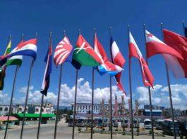 ethnic flag