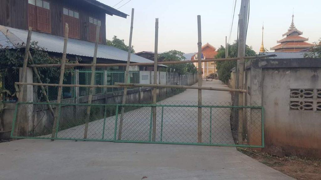 Lock Down at Mong Phong