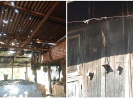 Taw Sang villager house Photo by Jao Zang Wan Nouk 2