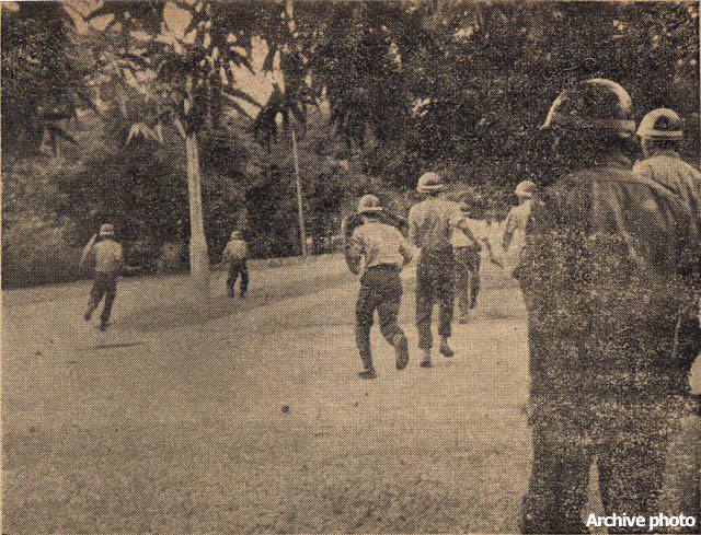 1962 Rangoon University Protests5