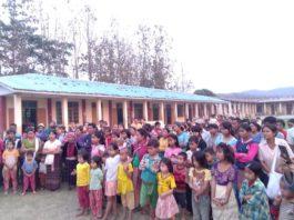 IDPs at Numtu Township