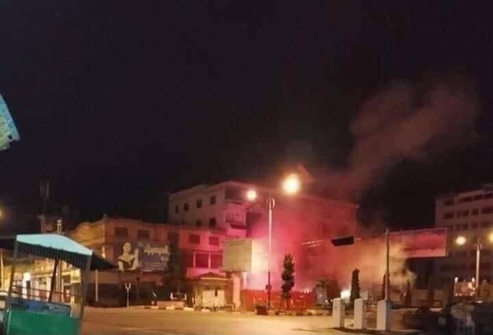 Explosions at TGI 11 May