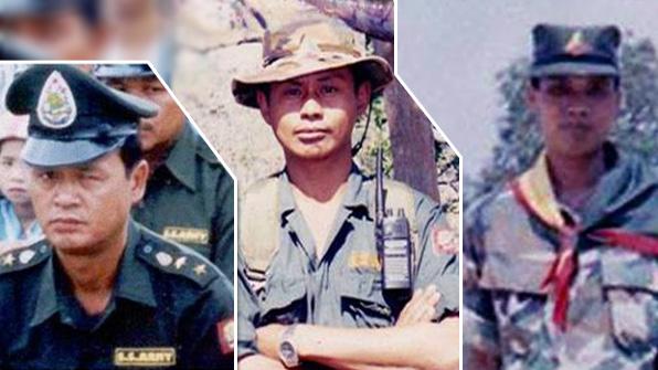 Maj Gen Sao Khun Kyaw