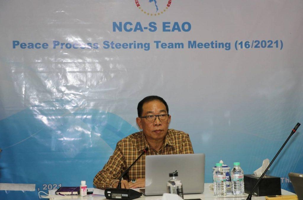 PPST Acting Chairman Gen Yawd Serk