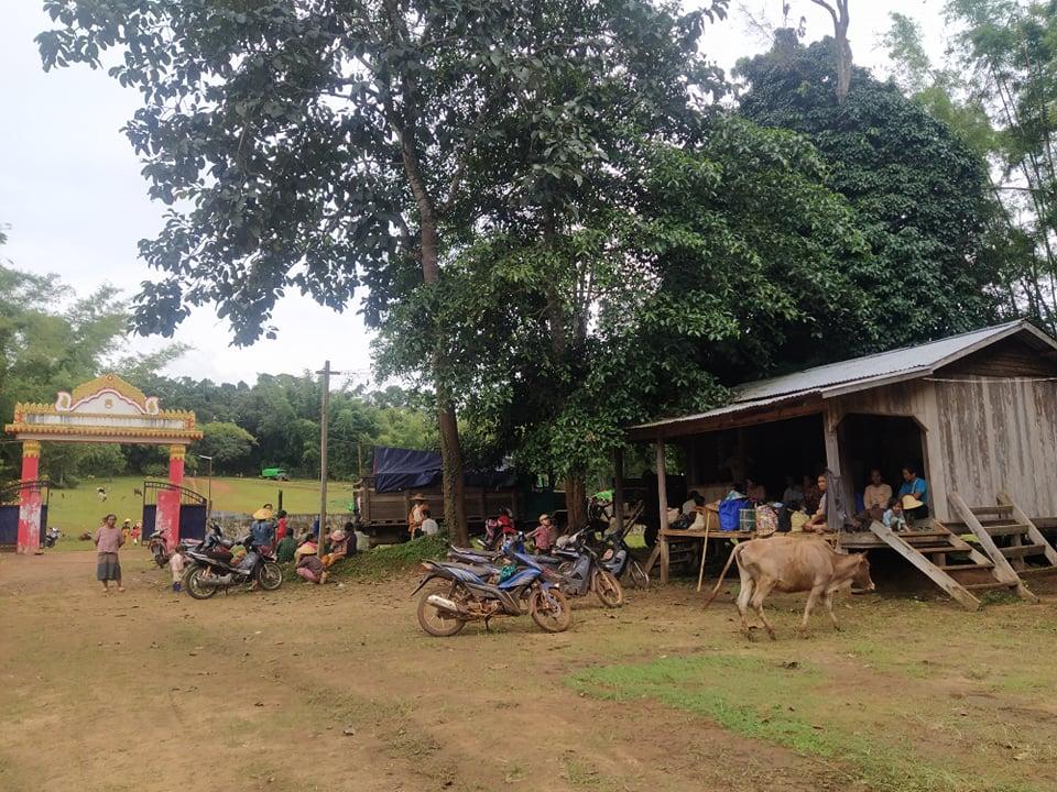 IDPs at Mong Kung 1