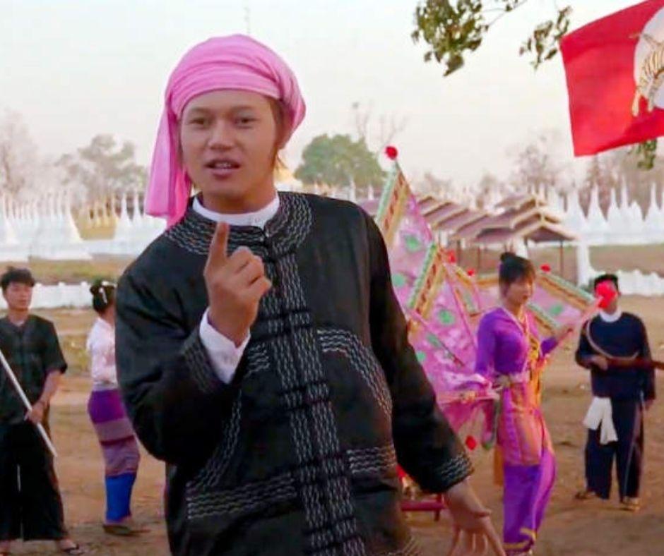 Taileng Shanni Singer Sai Wayyan Aung